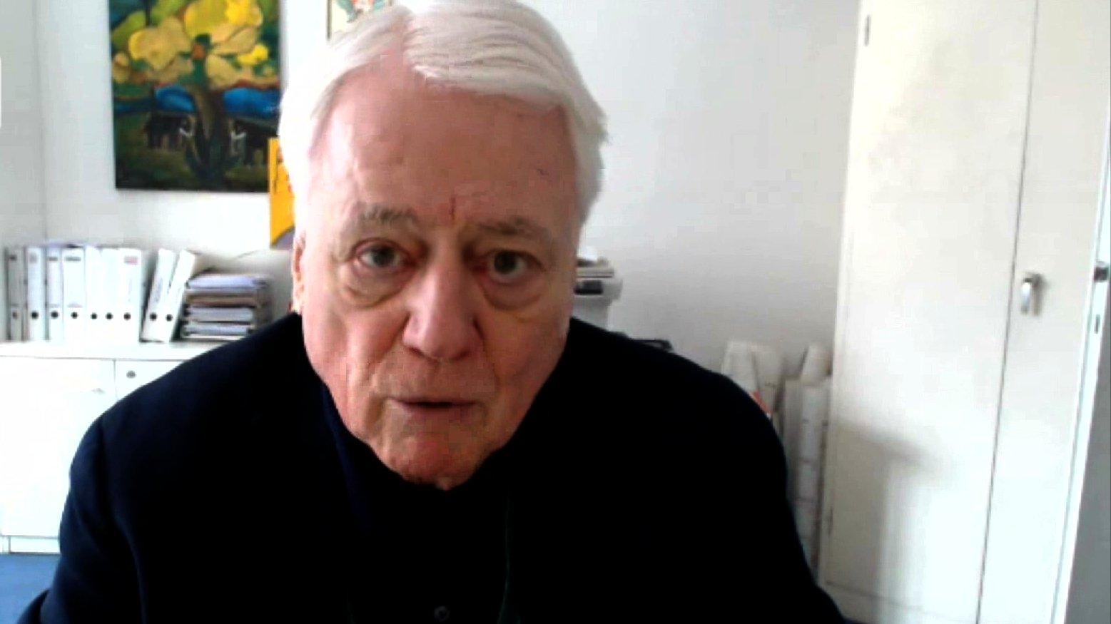 Alexander Kluge im Interview, 2016