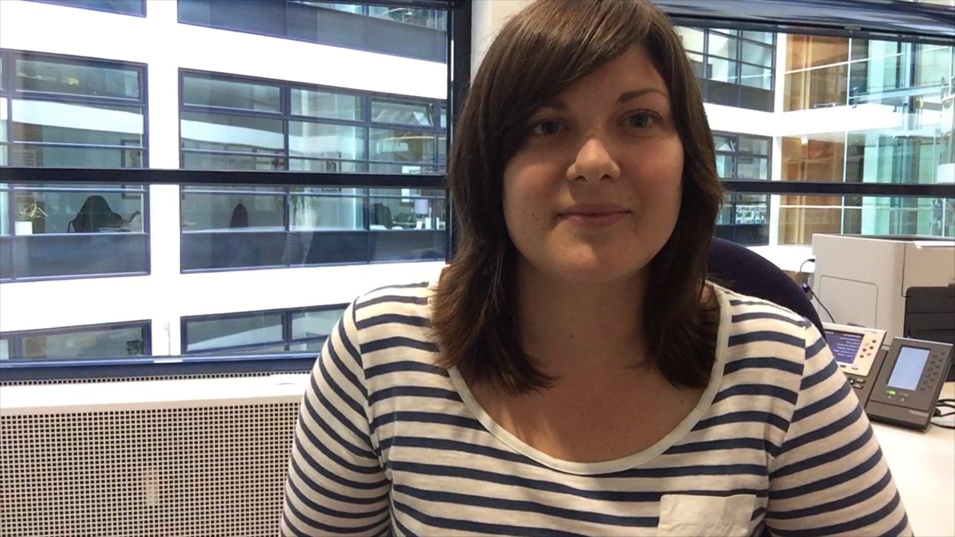 Interview: JuSo-Chefin Johanna Uekerman über Flügelkämpfe in der SPD
