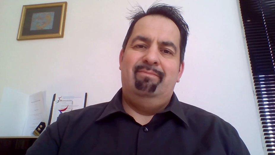 Skype-Interview: Vorsitzender des Zentralrats der Muslime Aiman Mazyek