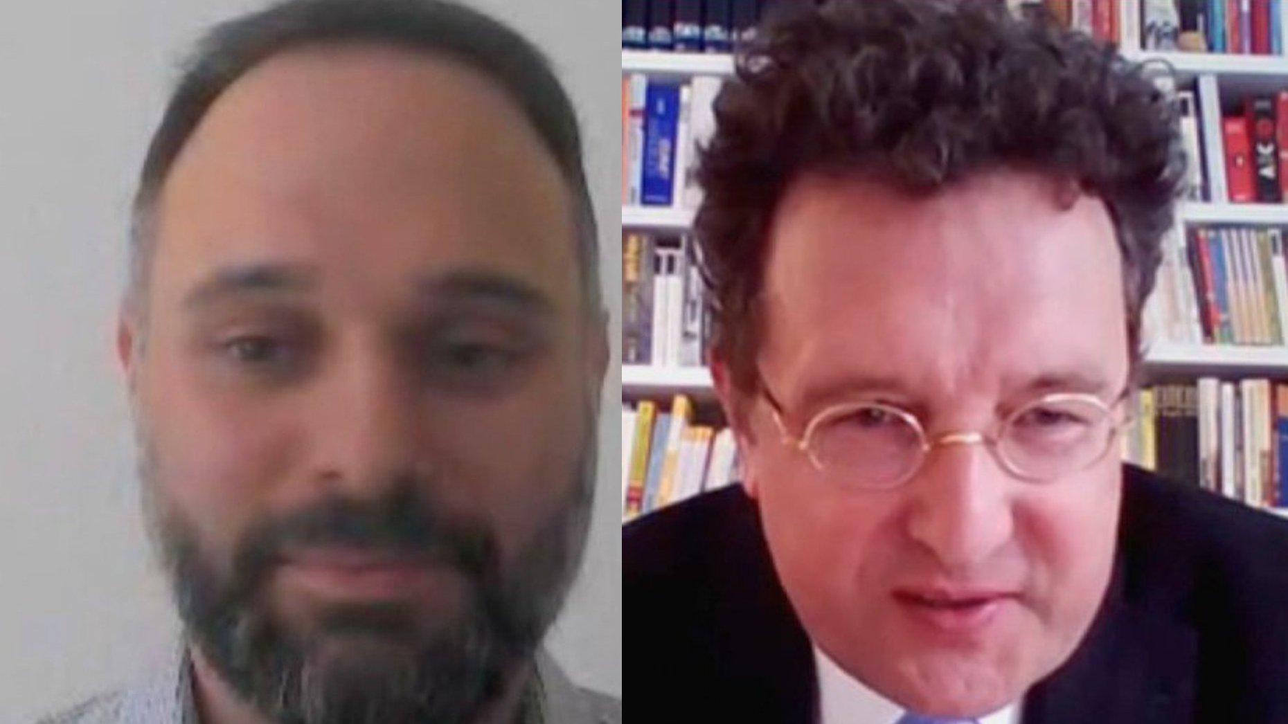 Freispruch für Jan Böhmermann - Ja oder Nein? Skype-Diskussion