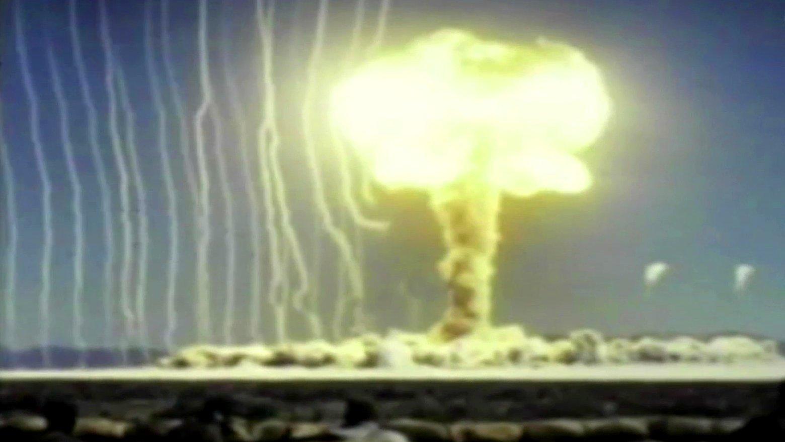 Das Geheimnis der Atombombenversuche USA