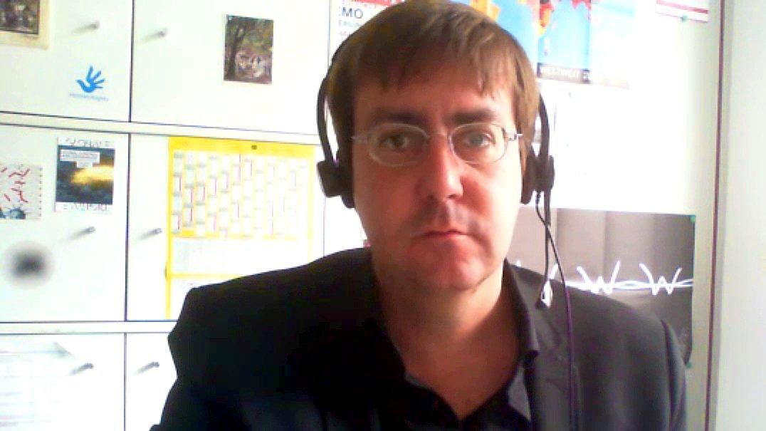 """""""Reporter ohne Grenzen""""-Geschäftsführer Christian Mihr im Interview zur Türkei"""