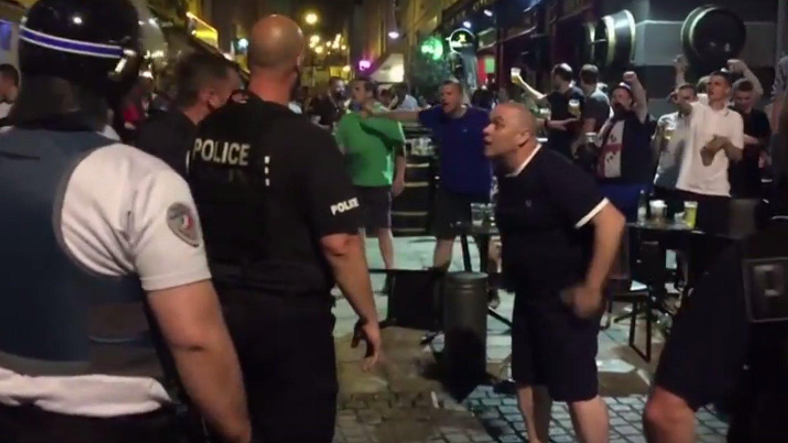 Flash: Europa-Fußballmeisterschaft, Ausschreitungen in Marseille