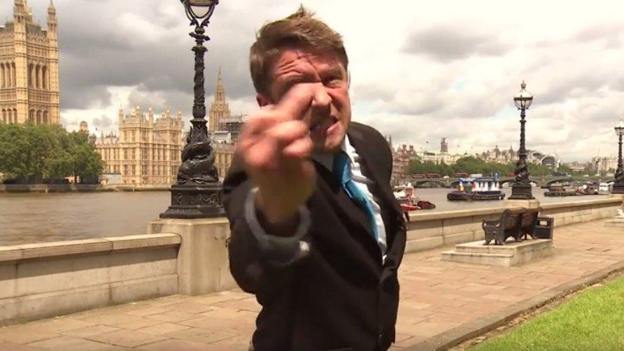 FLASH: Jonathan Pie zum Brexit