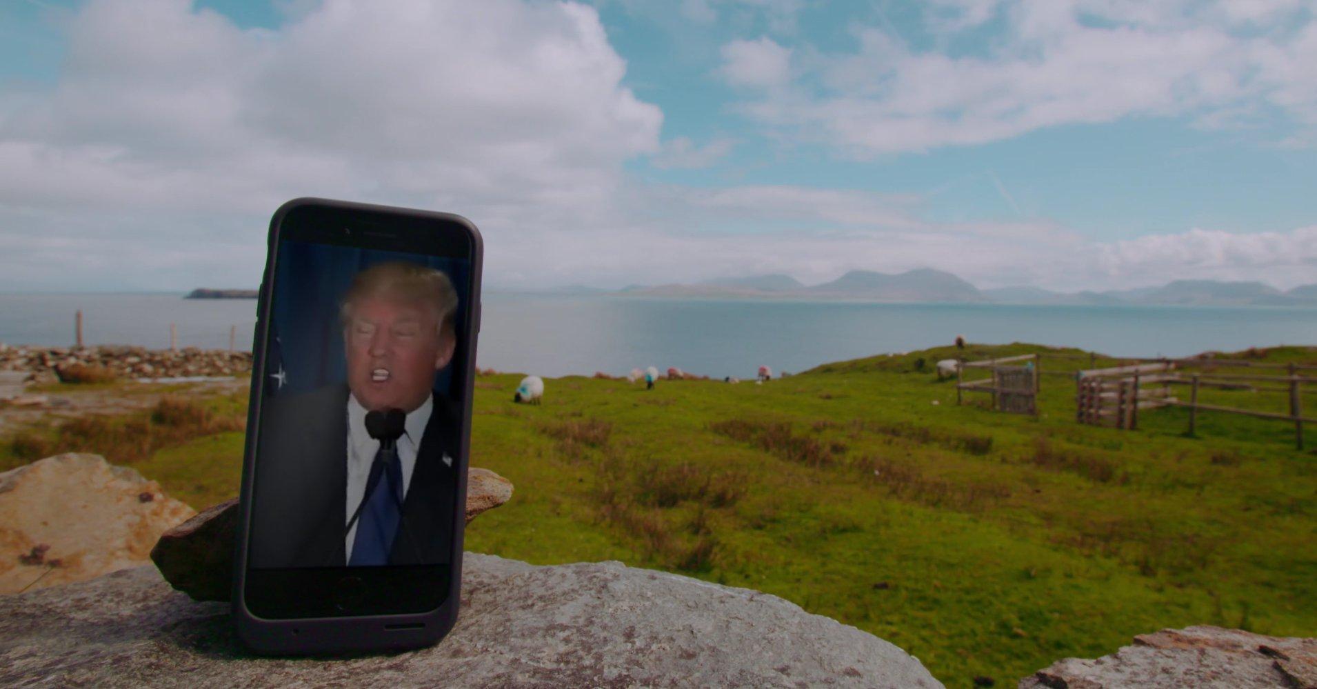 Flash: Suche nach Exil bei Trumps Wahlsieg