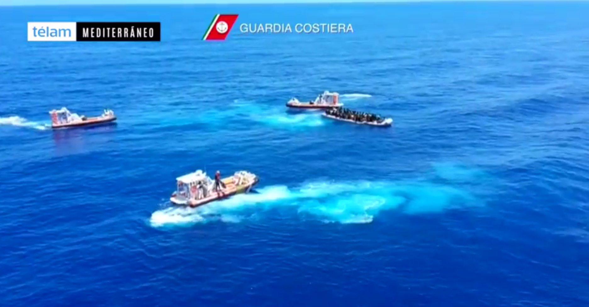 Flash: Der tägliche Wahnsinn im Mittelmeer