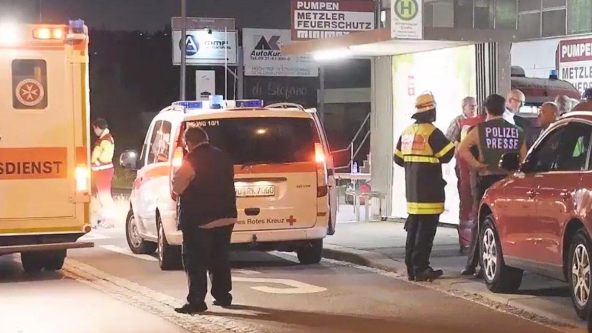 Polizei zu Terror in Würzburg