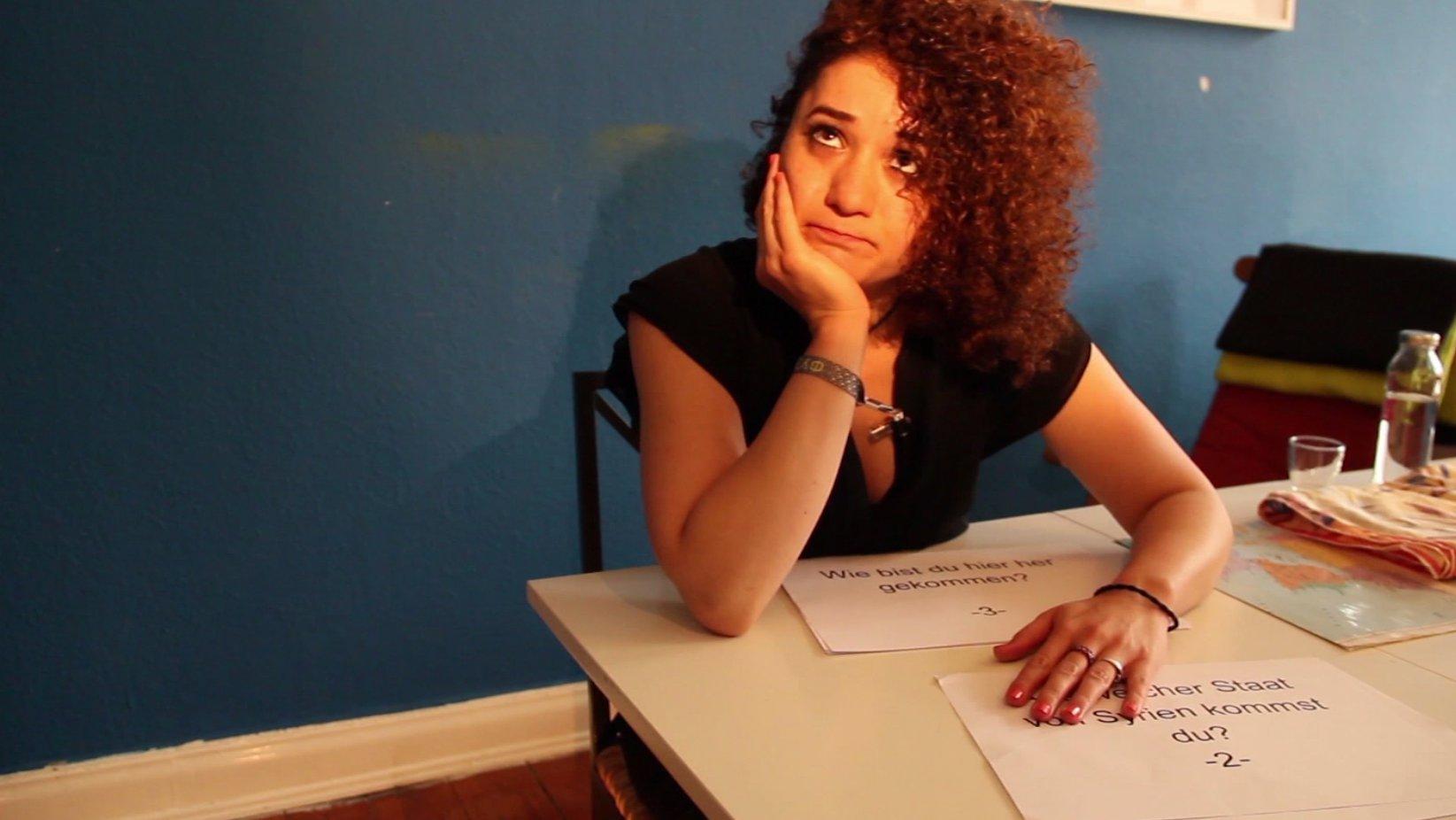 Kolumne: Roshak über dei Top 10 Fragen an Syrische Flüchtlinge