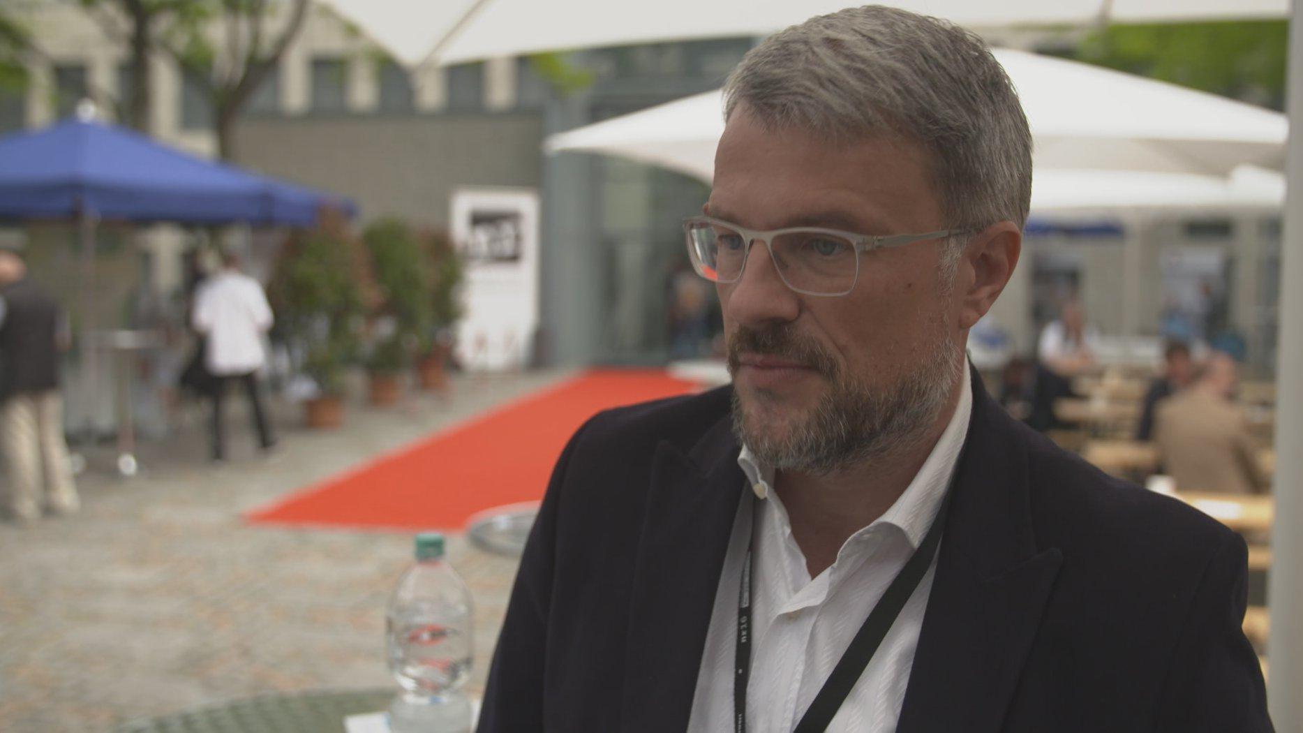 Umfrage: Vertrauensverlust der Medien, Volker Siefert