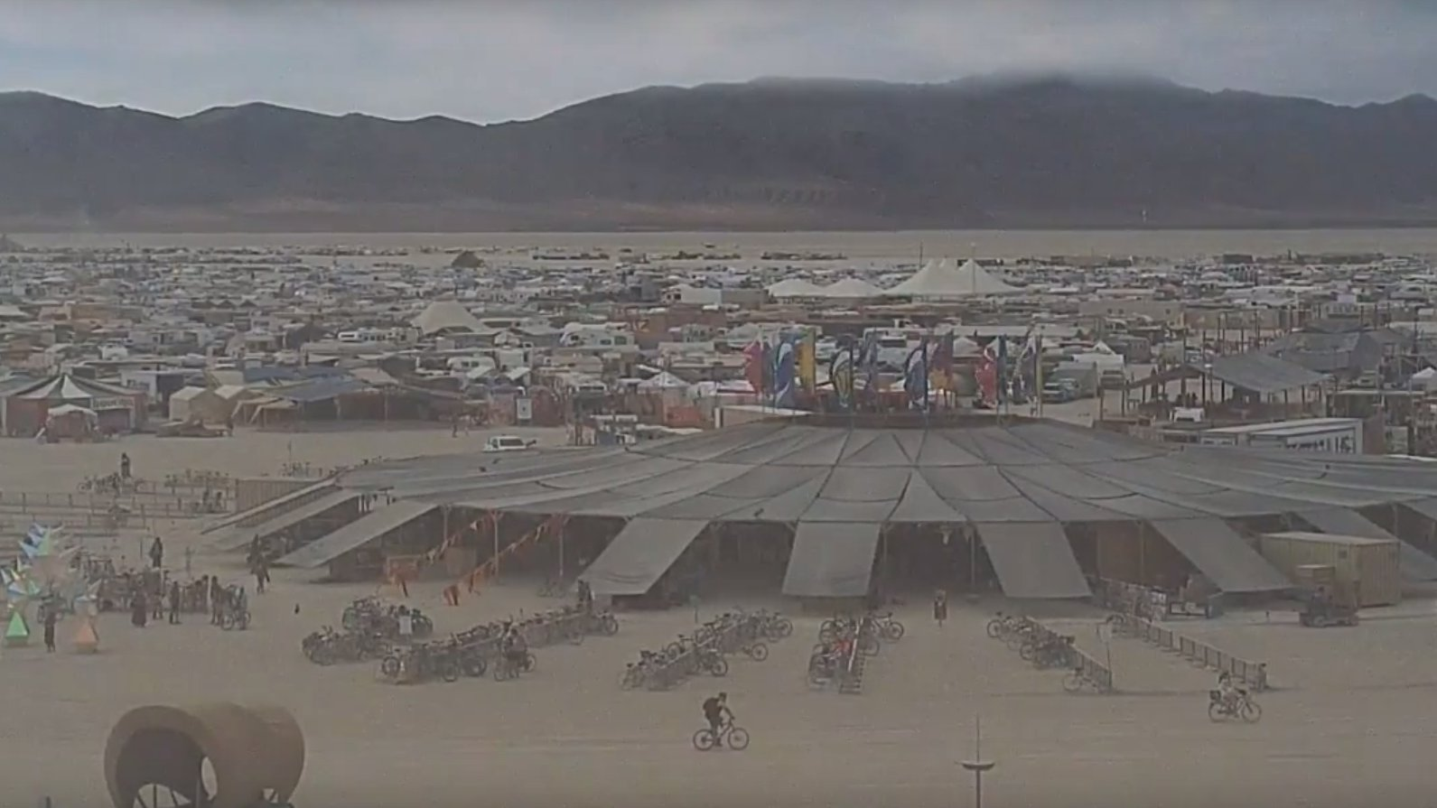 Livestream Burning Man