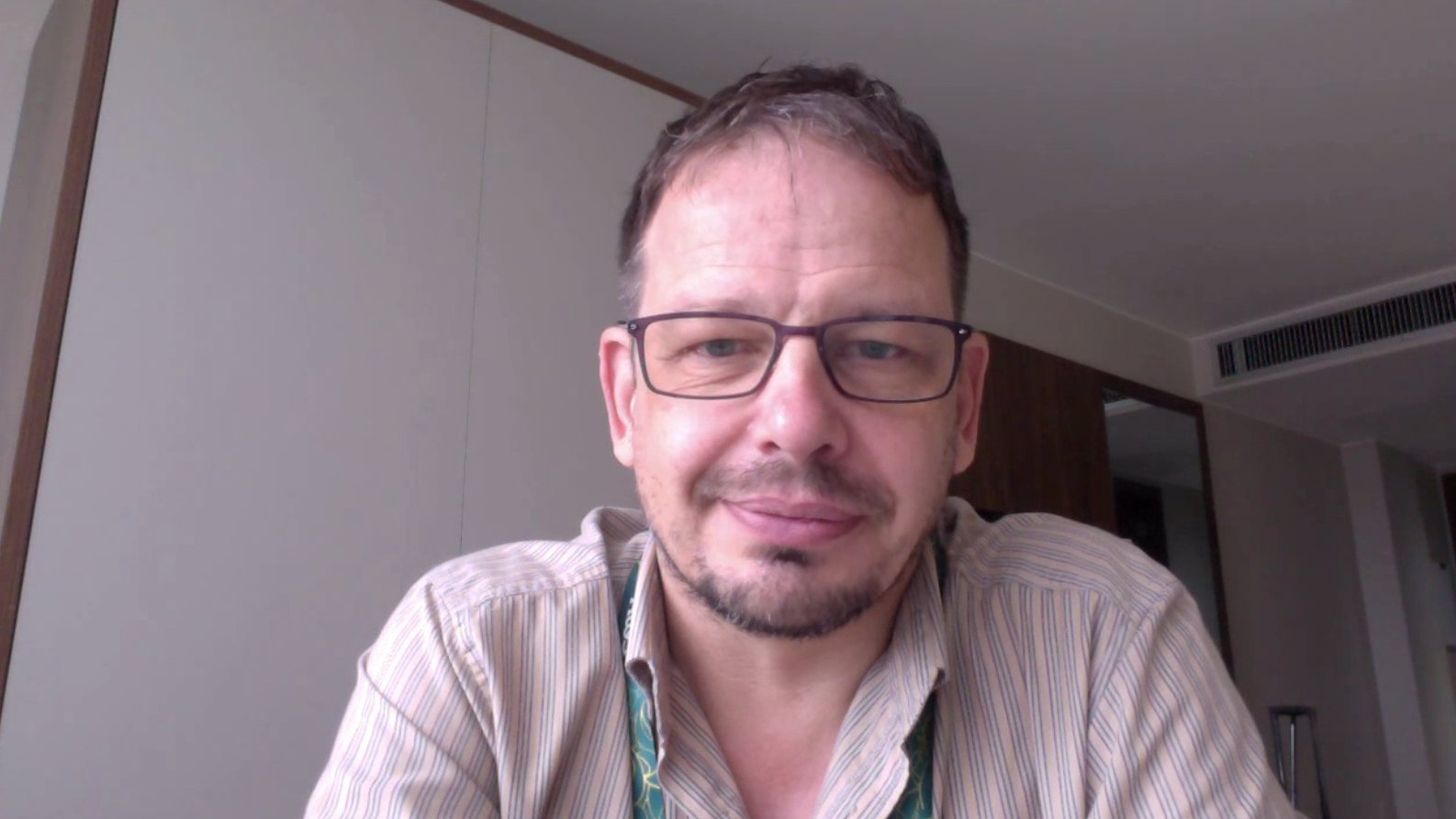 ARD Doping-Experte Hajo Seppelt über Staatsdoping in Russland