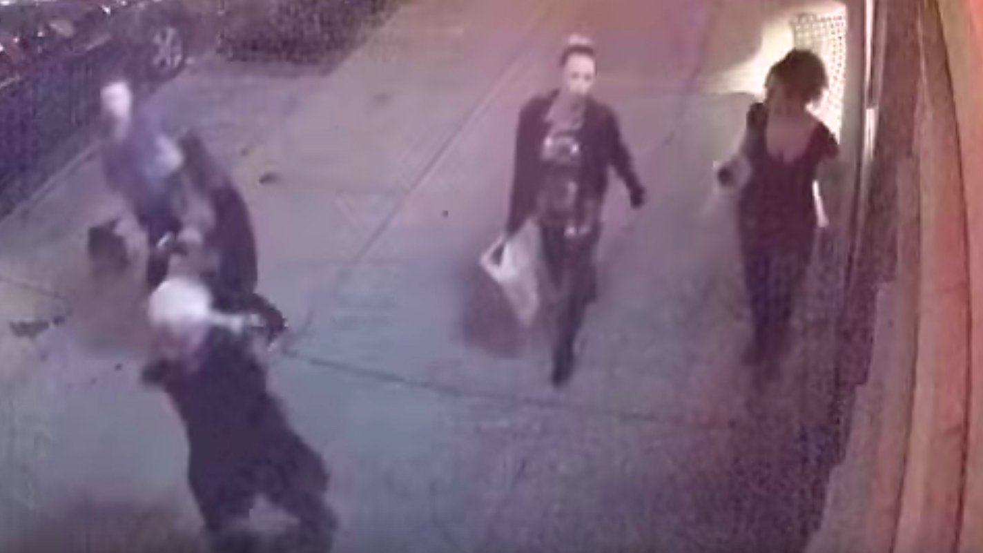 Video von Bombenexplosion in New York City
