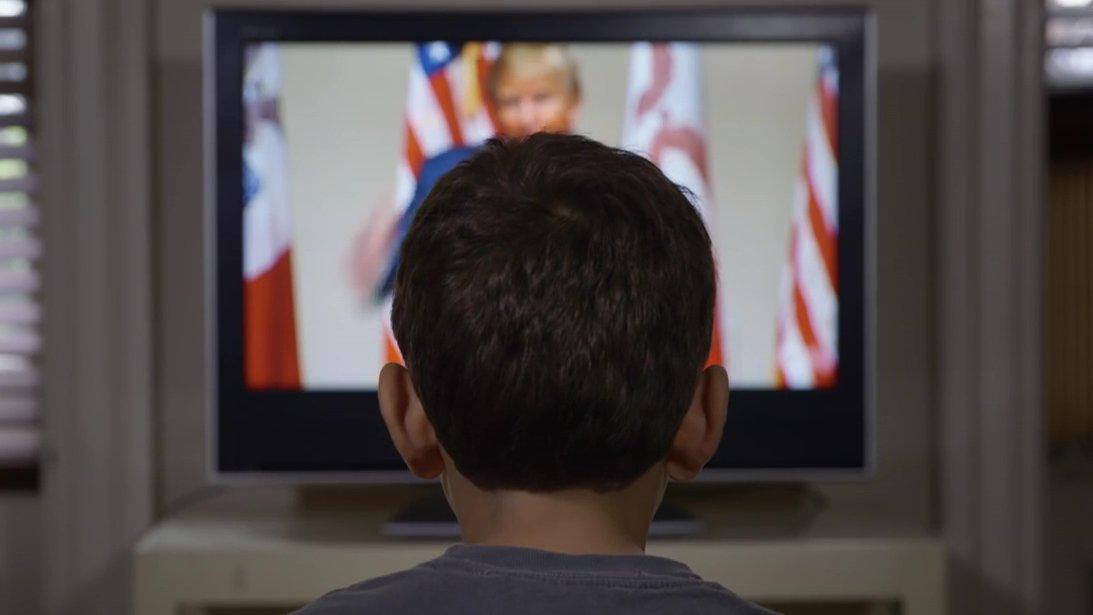 Wahlwerbespot von Hillary Clinton