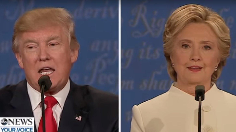 TV-Duell #3 zwischen Clinton und Trump