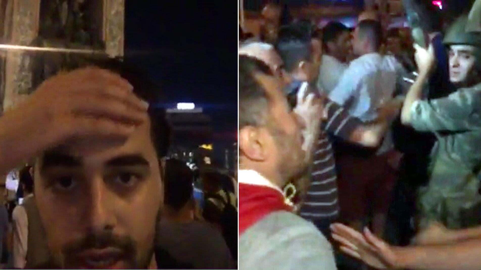 Putschversuch via Facebook - Videotagebuch aus Istanbul