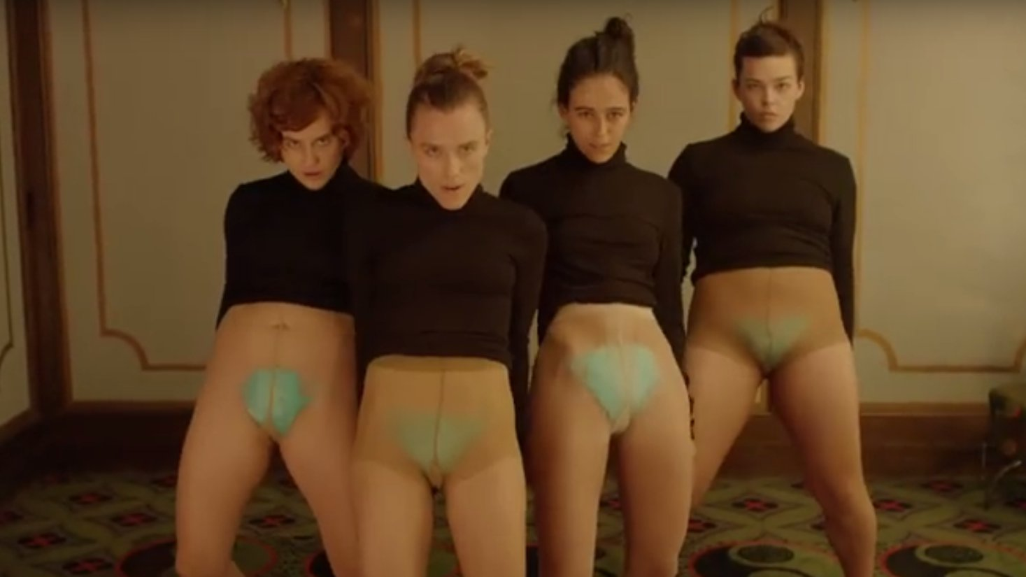 """Pussy Riot ist zurück mit dem Lied """"Straight outta Vagina"""""""