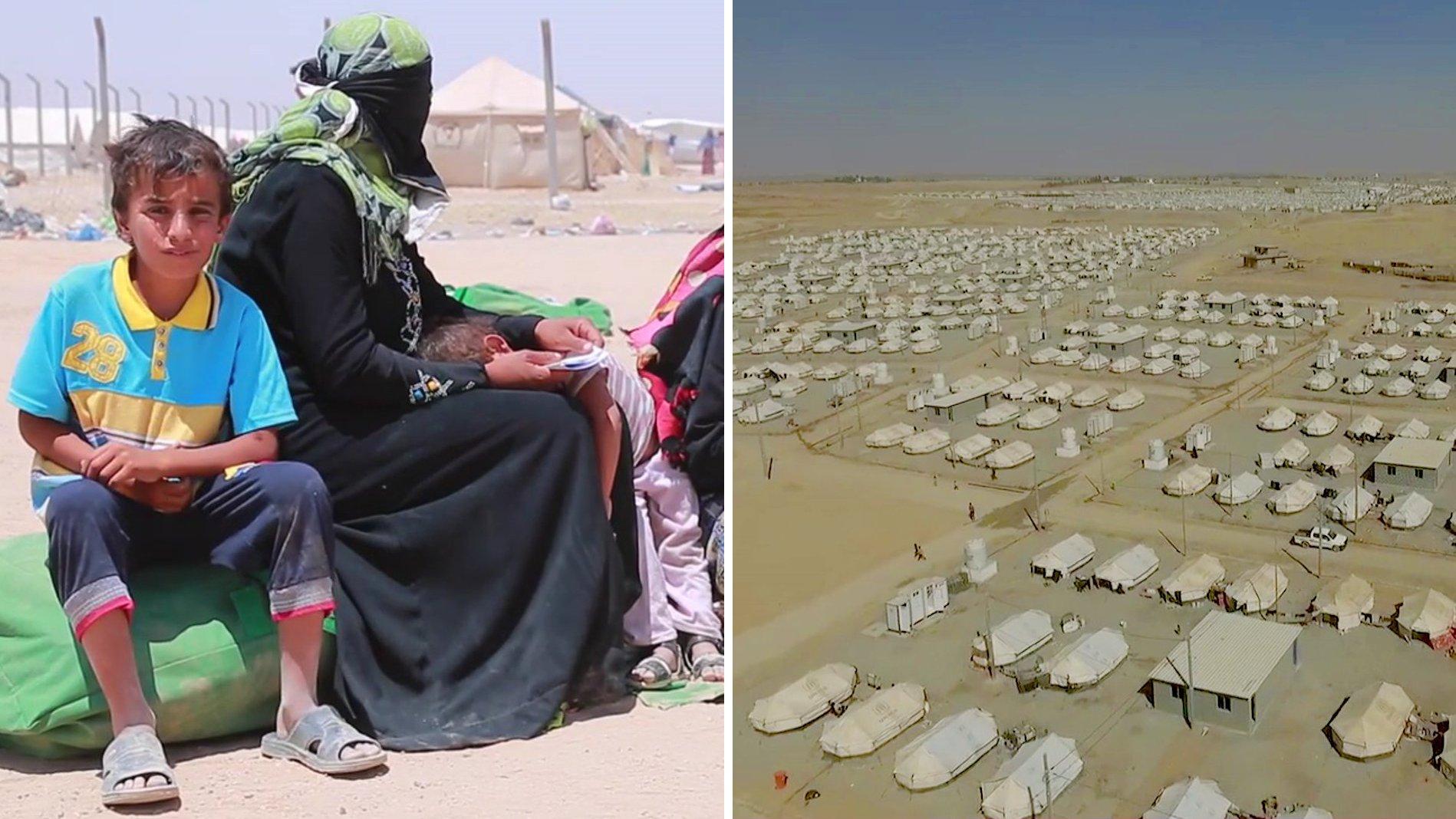 Kampf um Mossul – Flucht vor dem IS und seiner Ideologie