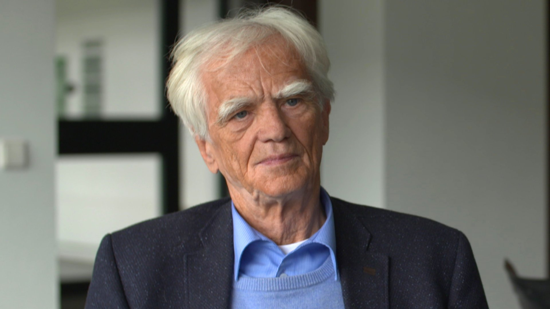 Interview: Ströbele fordert mehr Schutz für Whistleblower