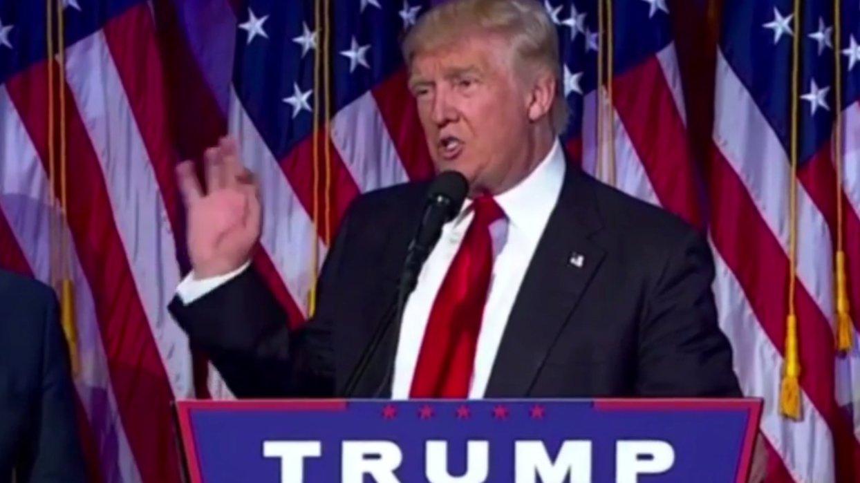 Nächster US-Präsident Donald Trump