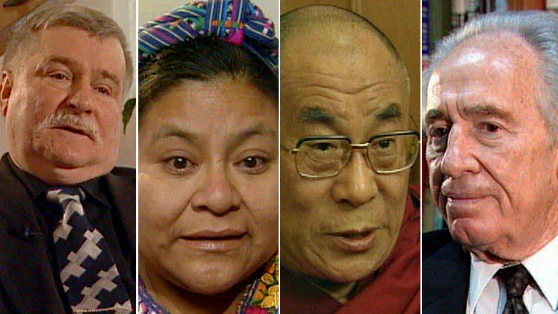 Friedensnobelpreis: So erlebten Friedensnobelpreisträger ihre Auszeichnung