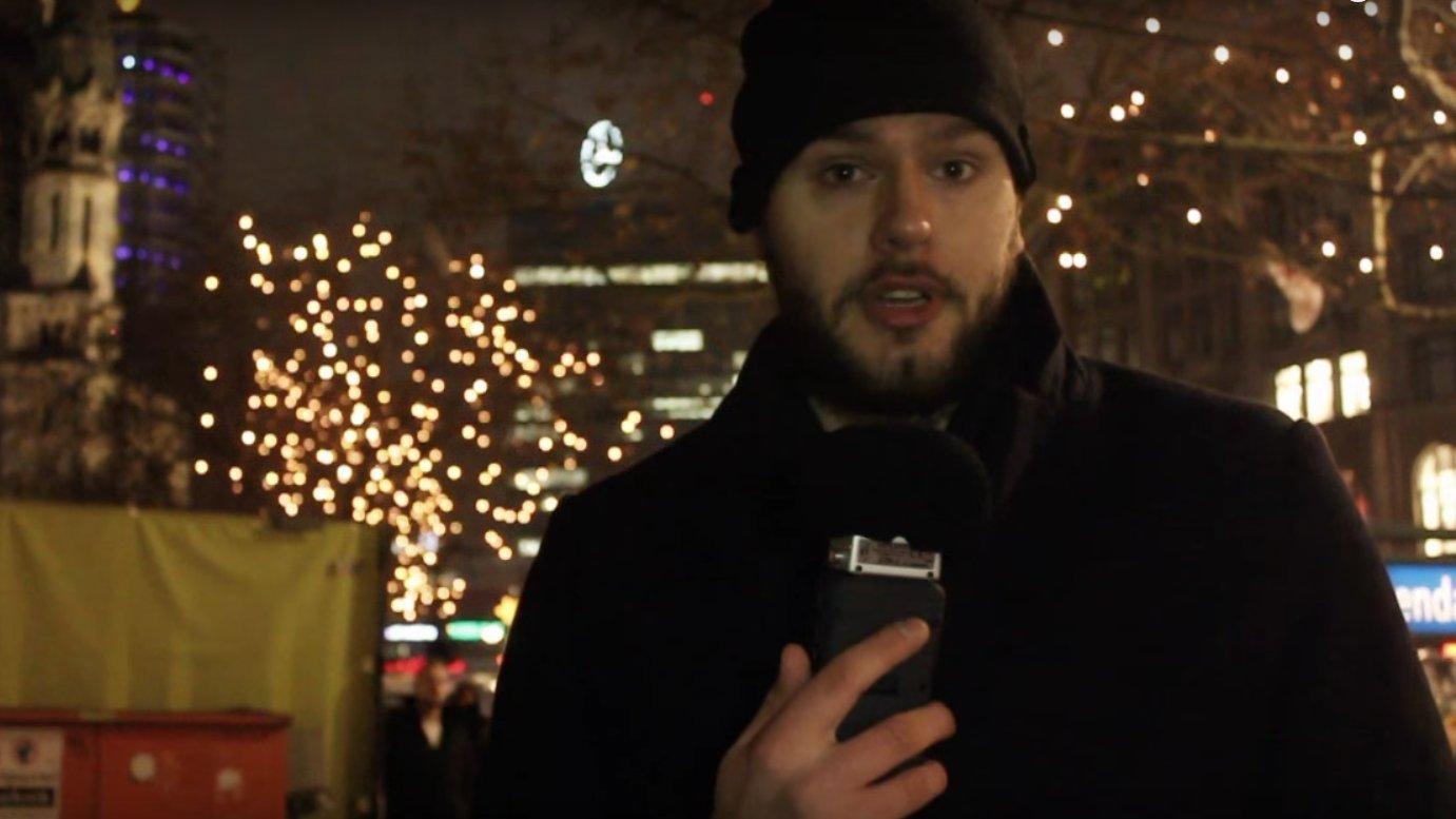 Deutliche Worte! Blogger Rayk Anders zum Anschlag in Berlin
