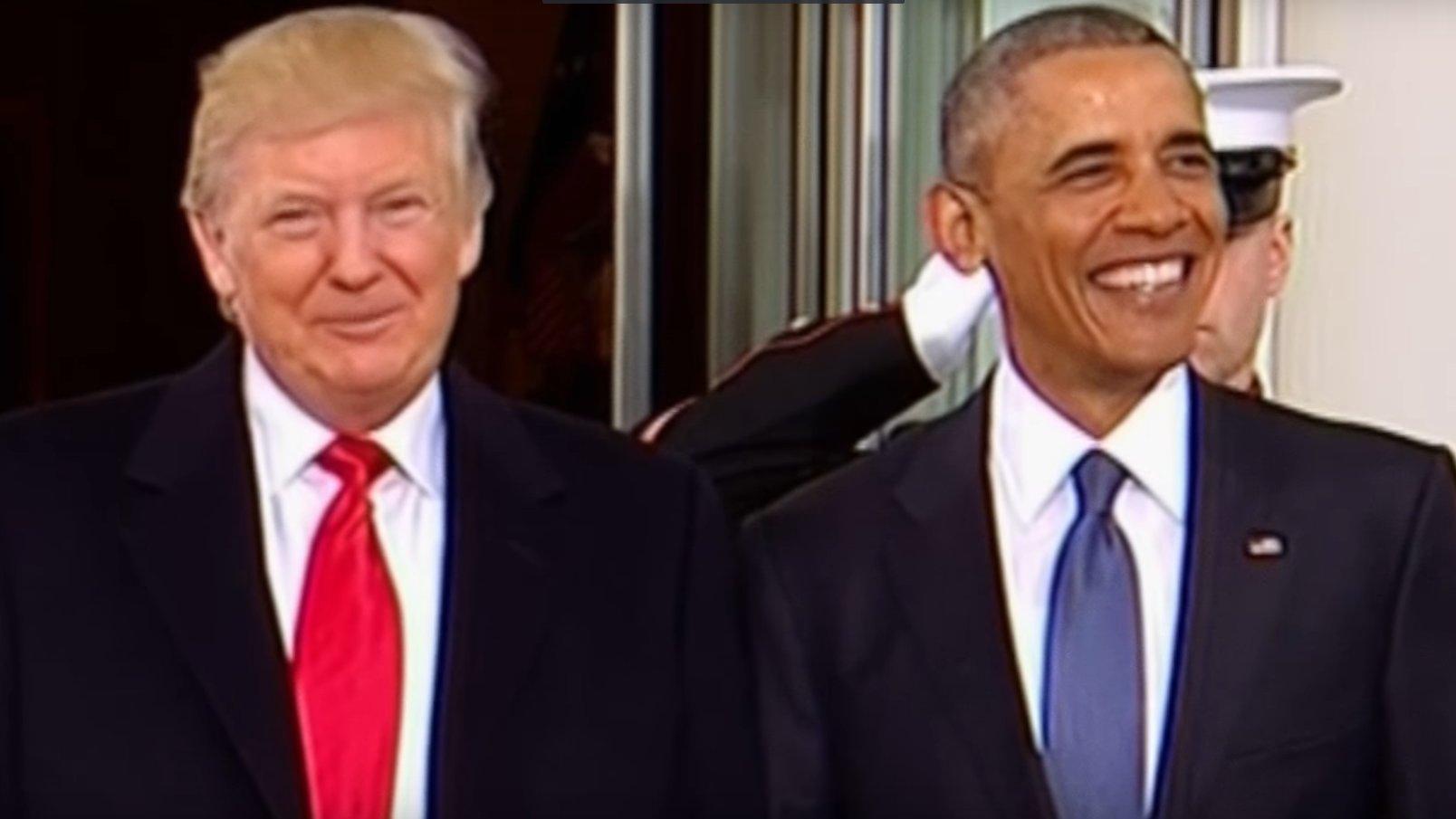 Bad Lip Reading: Was bei Trumps Amtseinführung eigentlich gesagt wurde