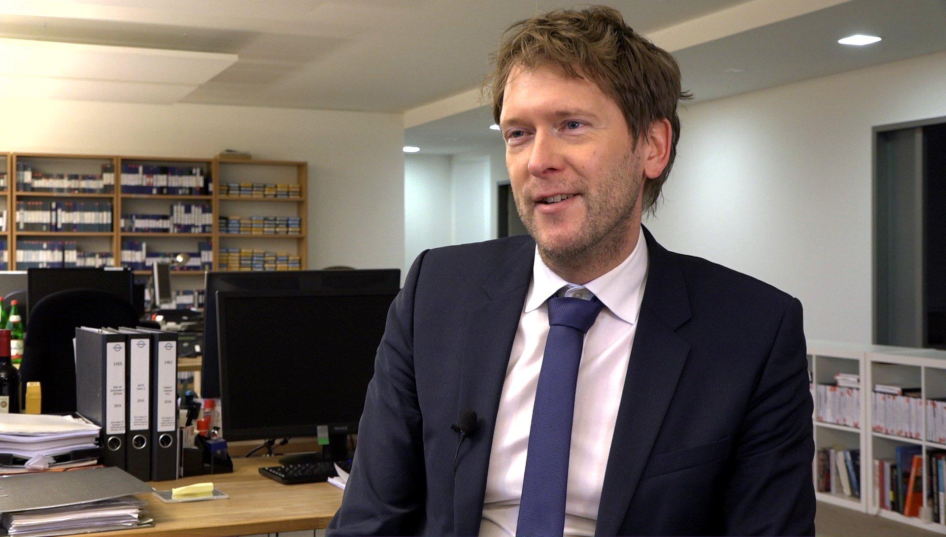 VWL-Professor Henning Vöpel über Globalisierung, Populismus und das Weltwirtschaftsforum in Davos