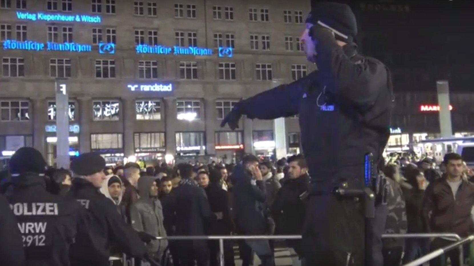 """""""Nafris"""" - Ist das Vorgehen der Kölner Polizei gerechtfertigt?"""