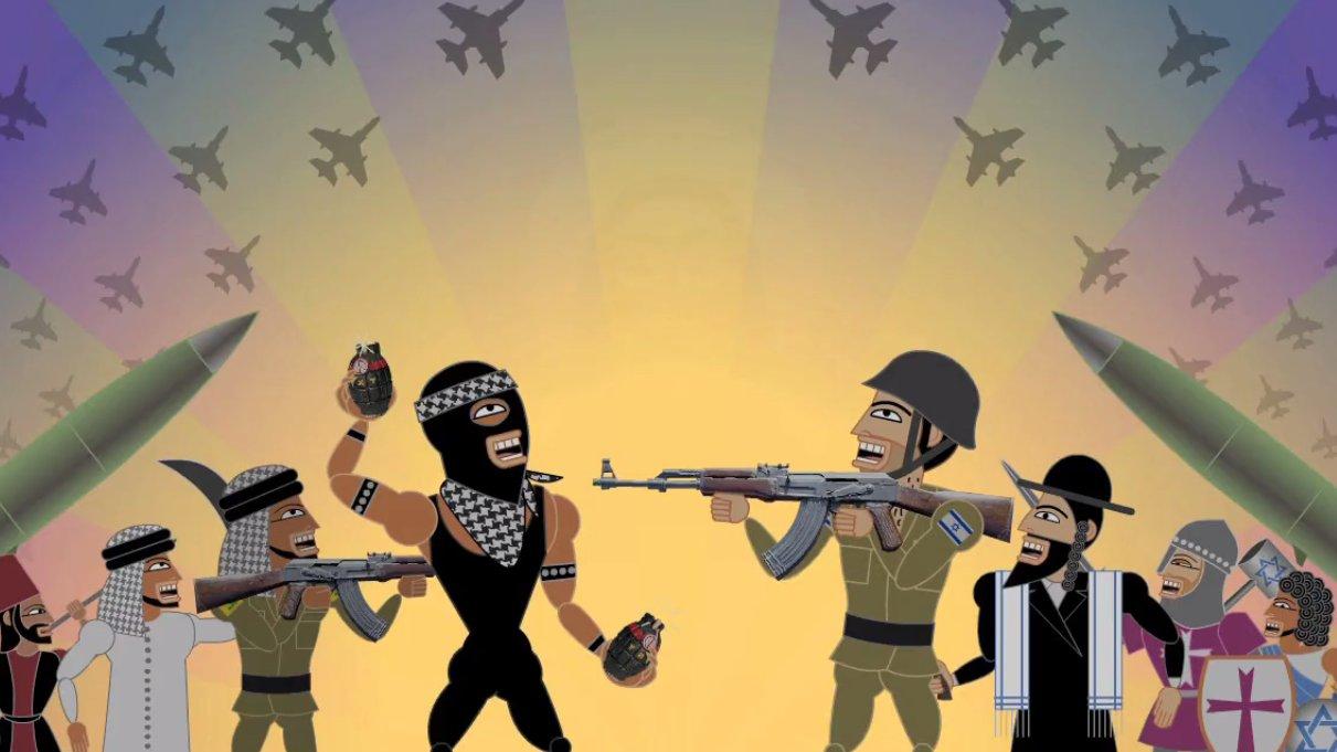 Israel/Palästina: Wem gehört das Land?