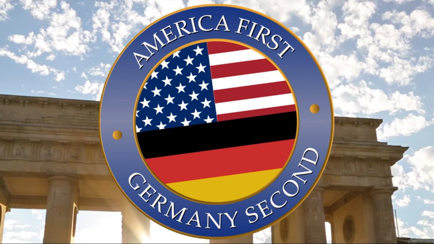 "Nach Holland: Hier ist Böhmermanns ""America first, Germany second"""
