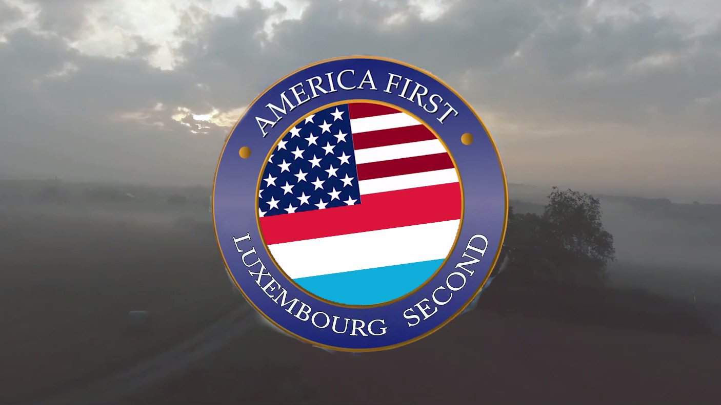 #Everysecondcounts: Auch Luxemburg bewirbt sich bei Trump
