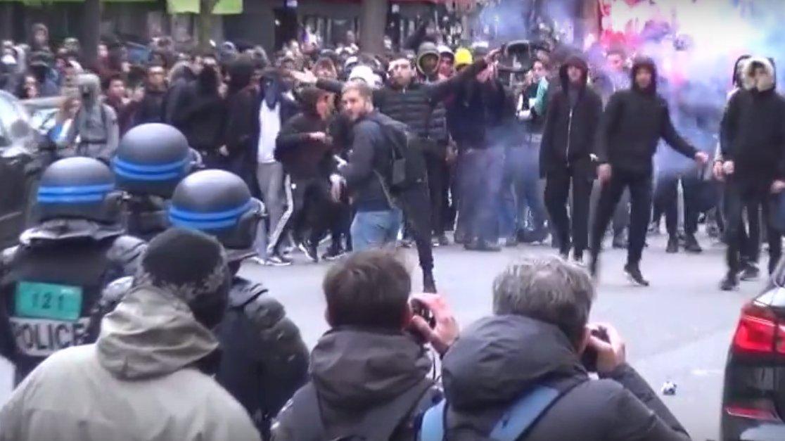 Unruhen in Paris: Gerechtigkeit für Théo