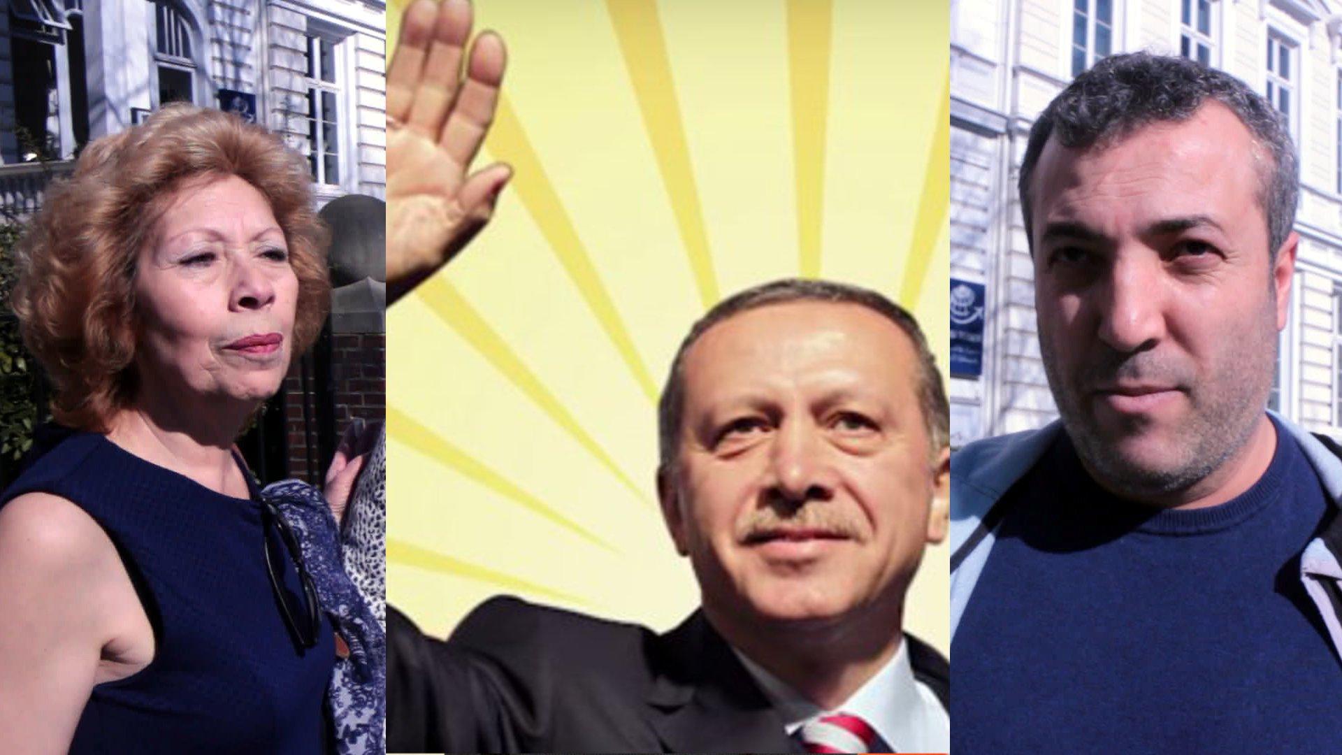 Umfrage: Stimmen Türken in Deutschland für oder gegen Erdogan?