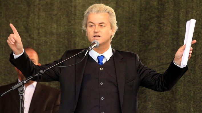 Rechtspopulisten sind zweitstärkste Kraft in den Niederlanden