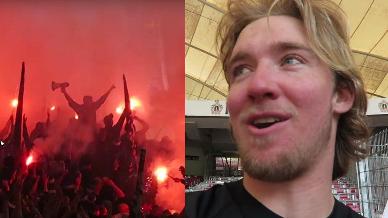 Amerikaner besucht deutsches Fußballspiel – und kann es nicht glauben!