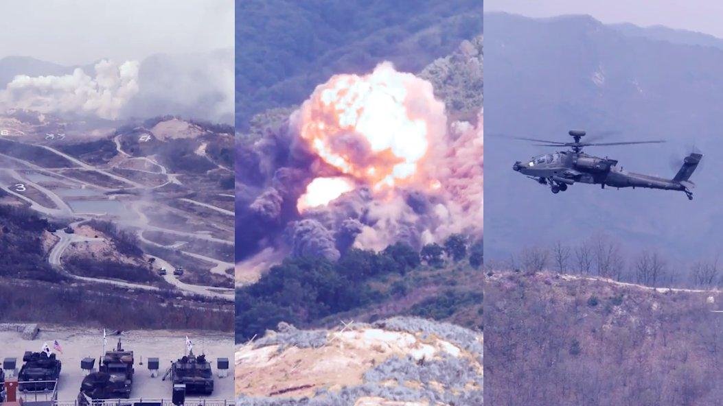 """Nordkorea-Krise: Südkoreanisches Militär veröffentlicht """"Hollywood-Trailer"""""""