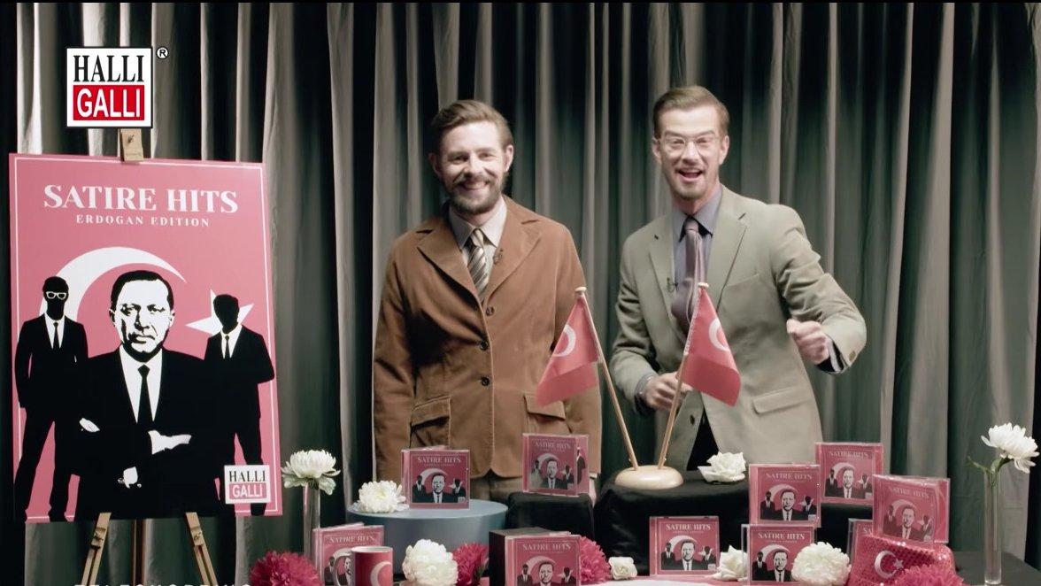Joko & Klaas liefern den Soundtrack zum Referendum von Erdogan