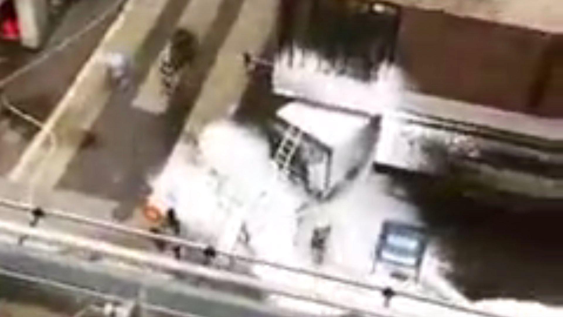 Terror in Stockholm: LKW rast in Menschenmenge