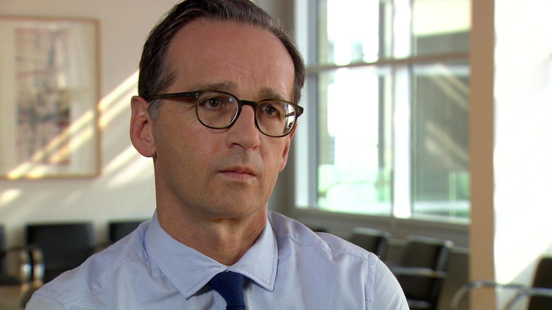 Heiko Maas über die AfD, Social Media und Vertrauen