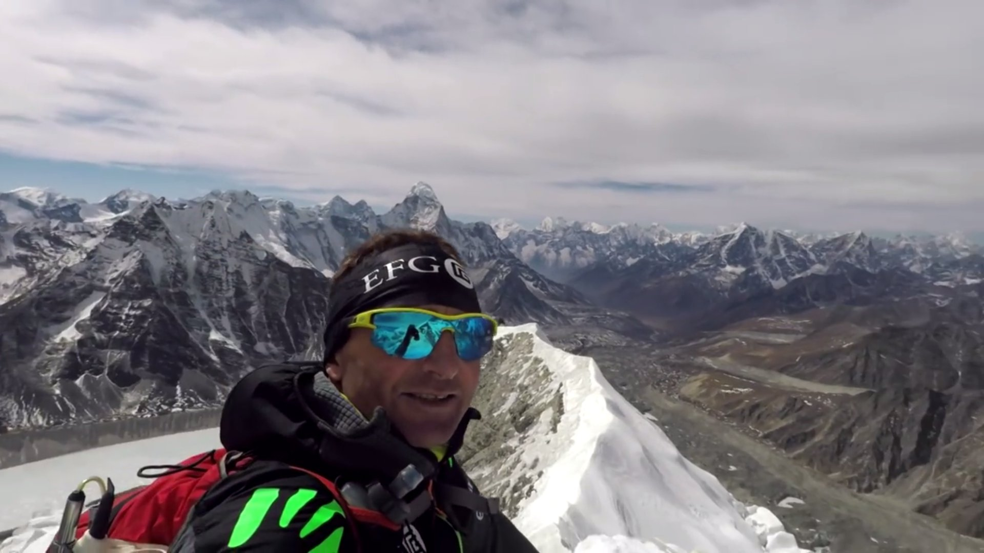 Extremkletterer Ueli Steck (✝) über seinen geplanten Weltrekord