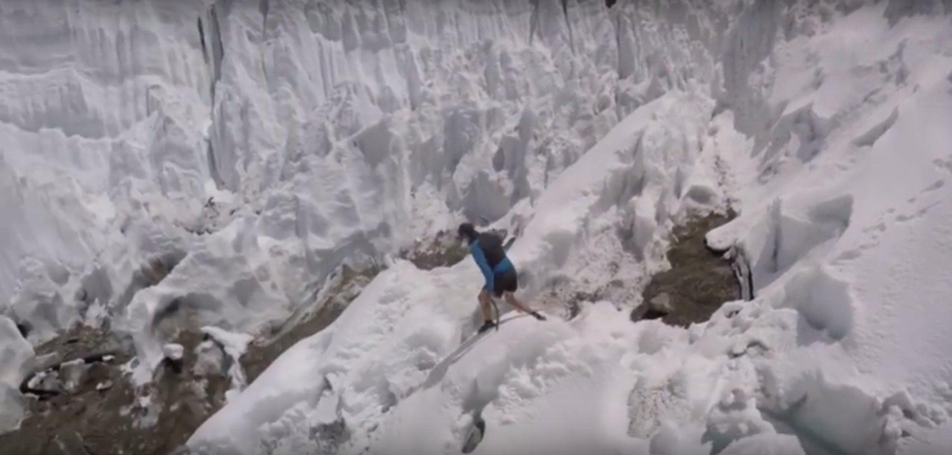 Weltrekord: Zweimal auf den Mount Everest innerhalb von fünf Tagen
