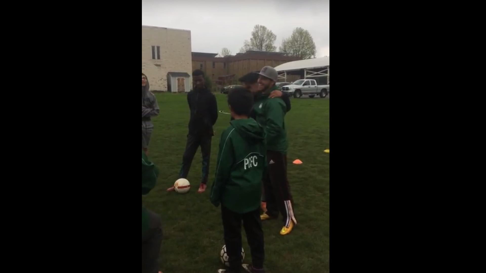 Transgender im Fußball: Trainer outet sich vor seinen Spielern