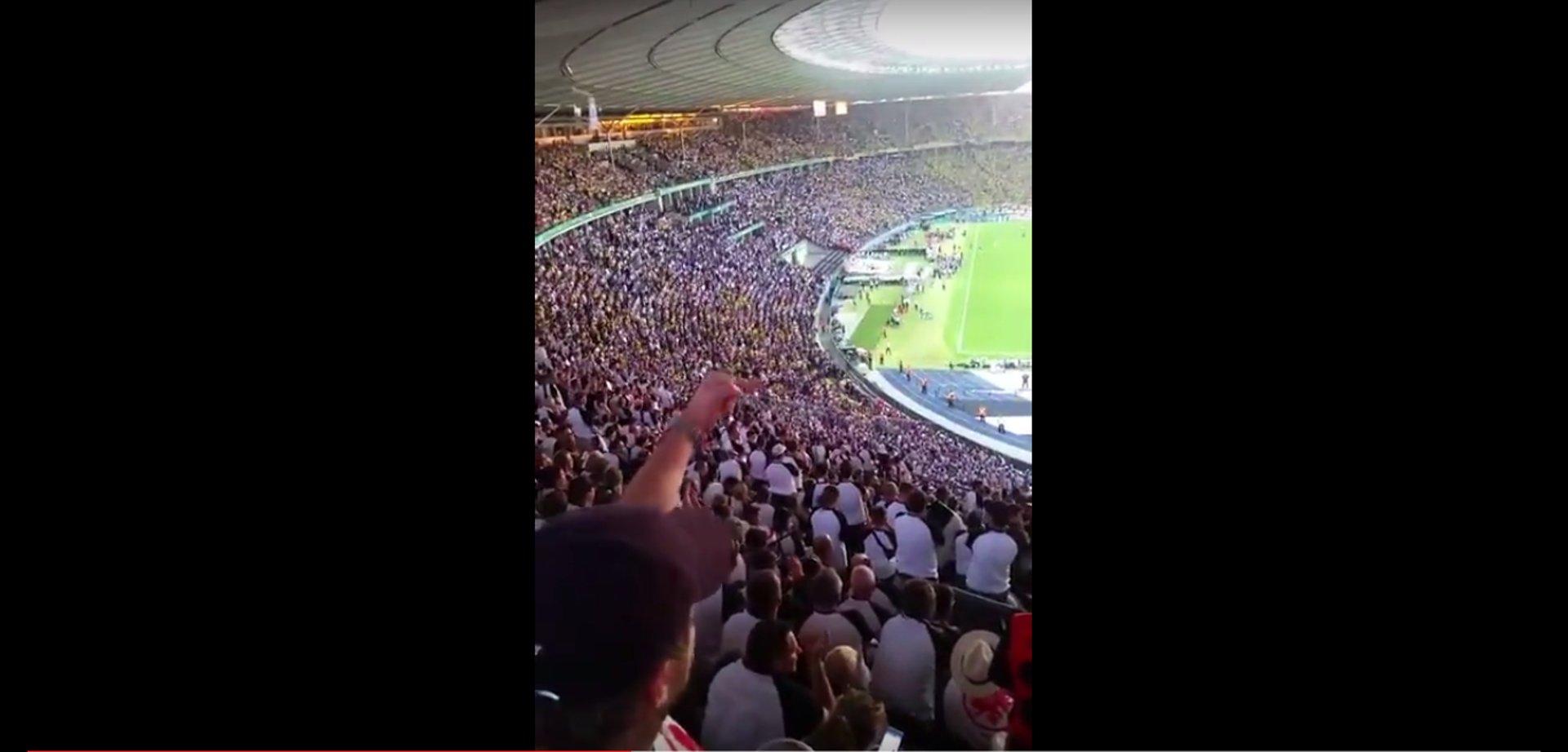 DFB-Halbzeitshow: Helene Fischer wird heftig ausgebuht