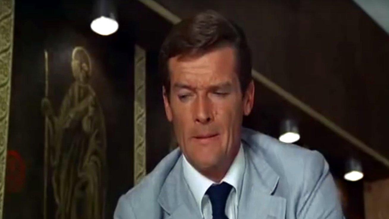 Zum Tod von Roger Moore: Seine besten James Bond-Zitate