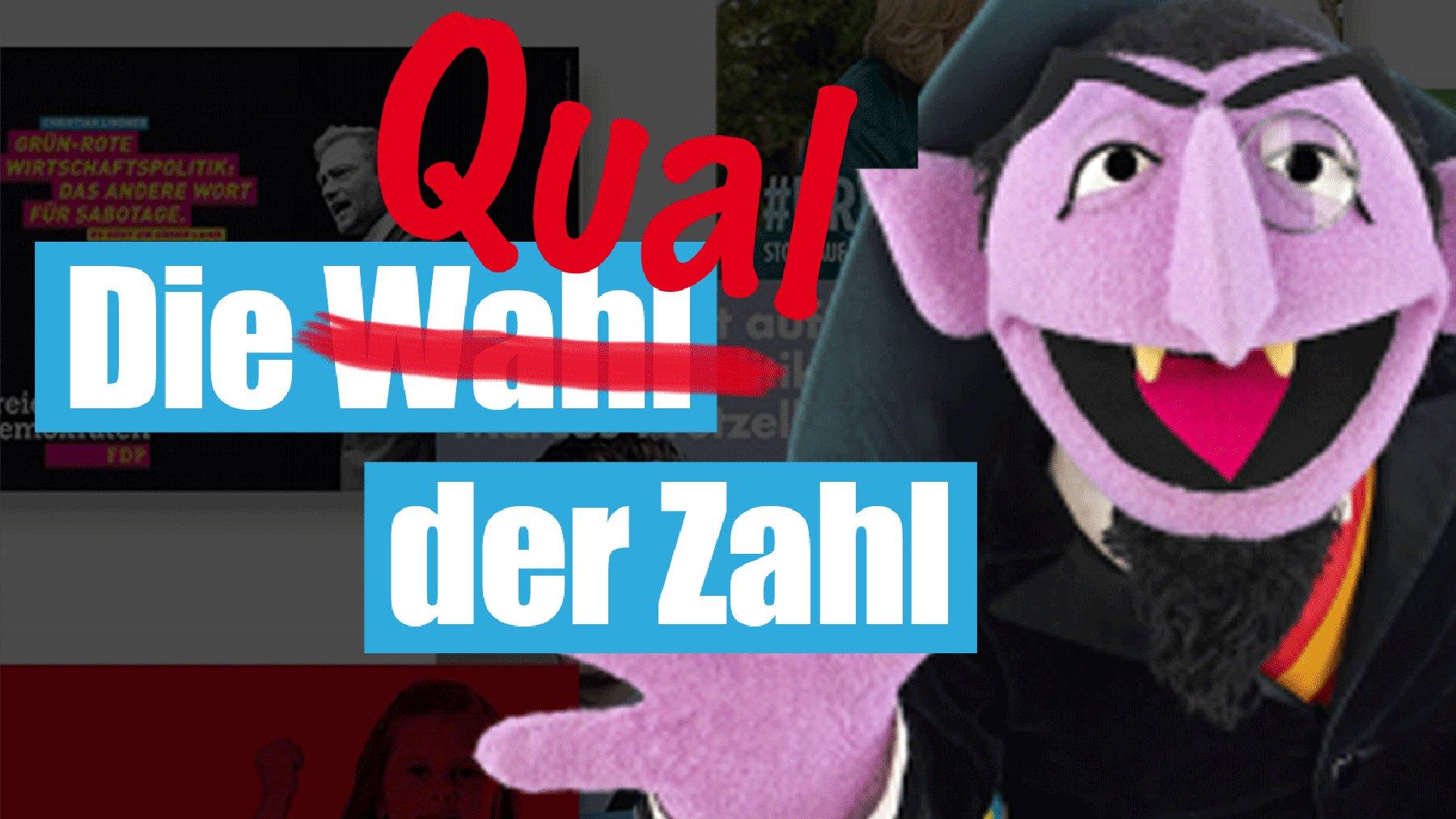 Die Qual der Zahl: So viel zum Schulz-Hype (probono Magazin)