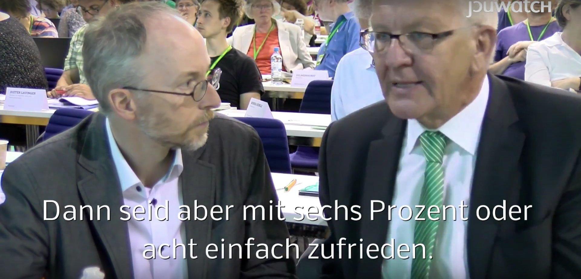 """Kretschmann in Rage: """"Dann jammert nicht rum und lasst mich in Ruhe!"""""""