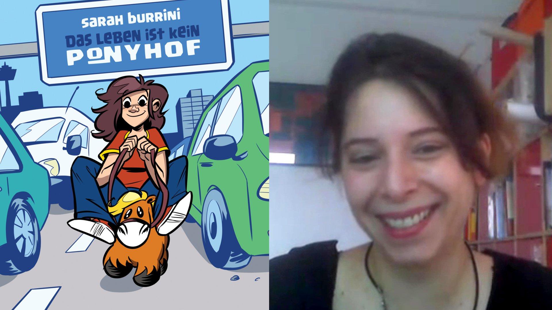 Deutsche Comics und Frauen in der Nerd-Kultur - Sarah Burrini im Interview