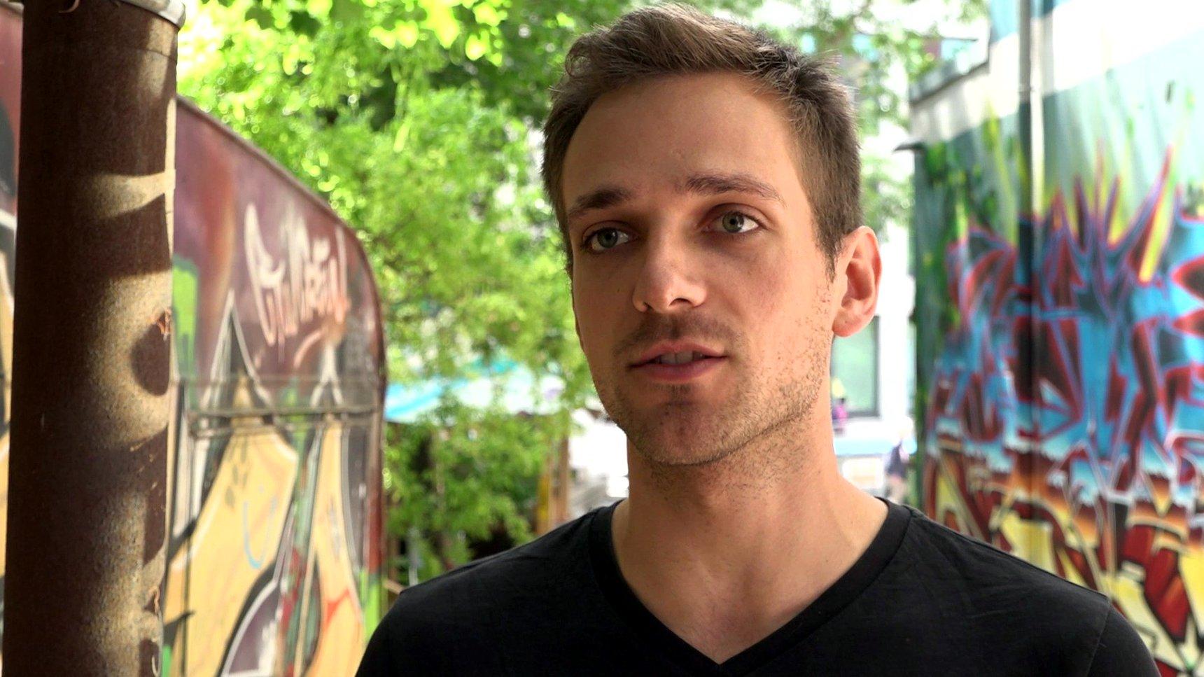 """""""Die Gewalt geht von den G20 aus"""" - Interview mit Nico Berg (BlockG20)"""