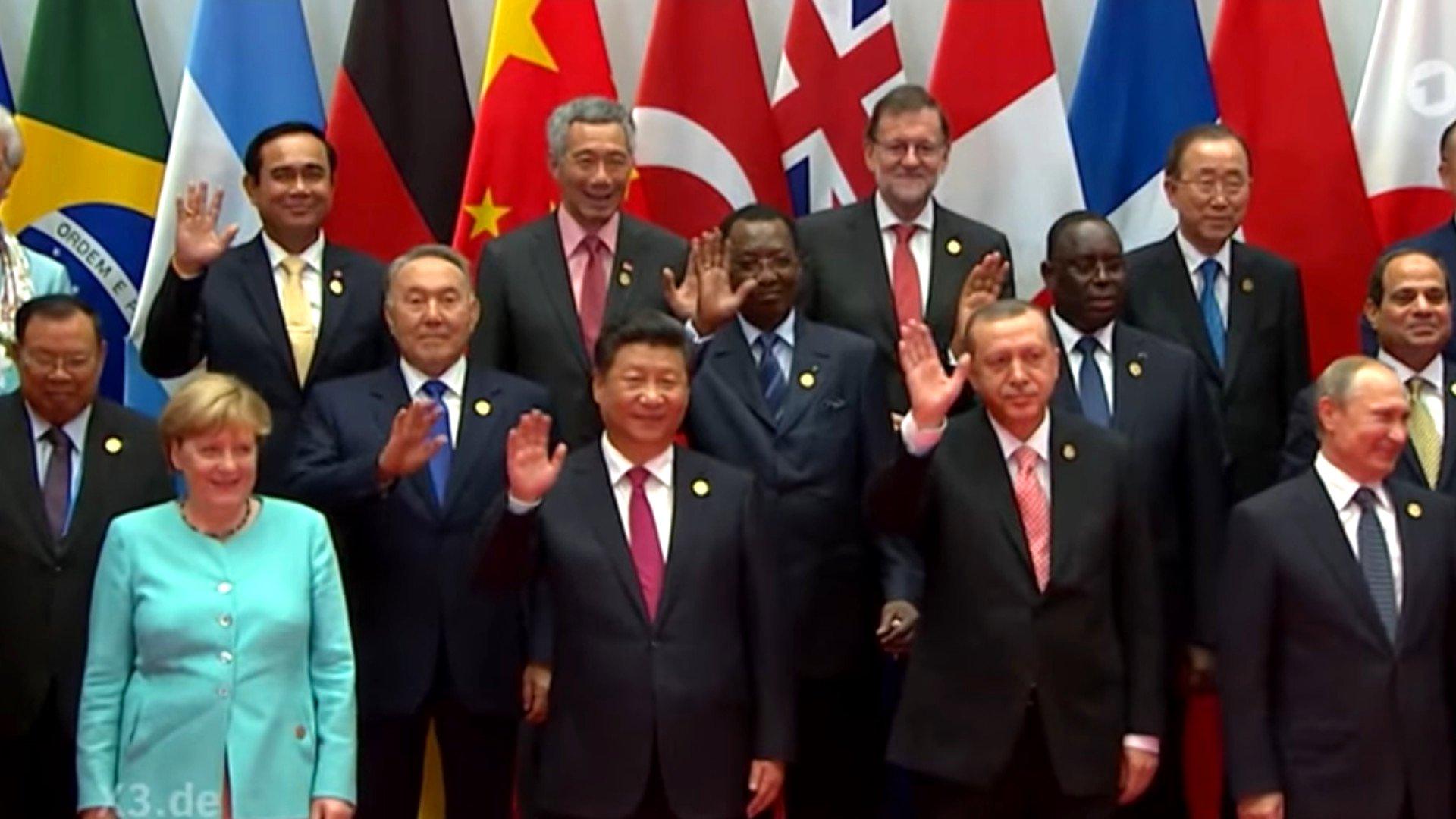 G20-Gipfel-Song für Hamburg