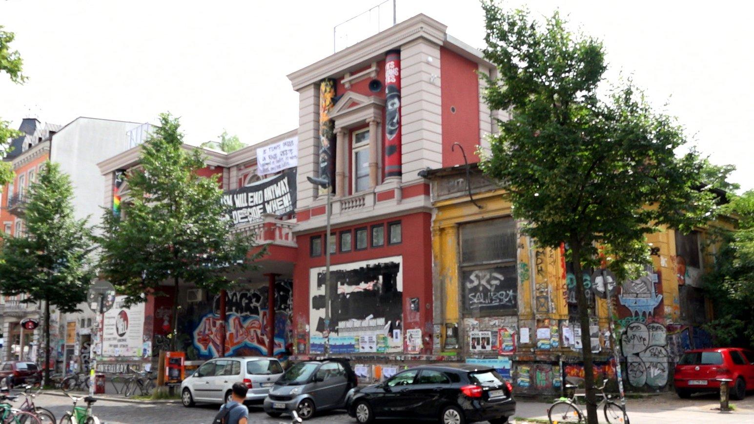 Nach G20-Protesten: Sollte die Rote Flora geschlossen werden?